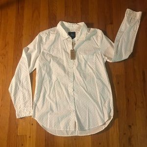 Women's Nwt American eagle button down